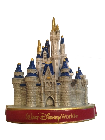 Disney Magnet Cinderella Castle Walt Disney World