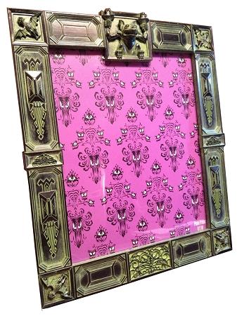 disney photo frame haunted mansion gargoyle 8 x 10