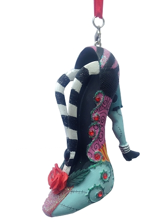 Shoe Ornament - Sally - Nightmare Before Christmas