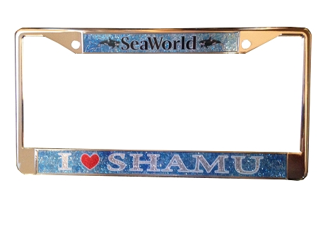 Disney license plate frames - Lookup BeforeBuying