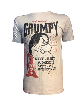 disney shirt for grumpy not just a mood