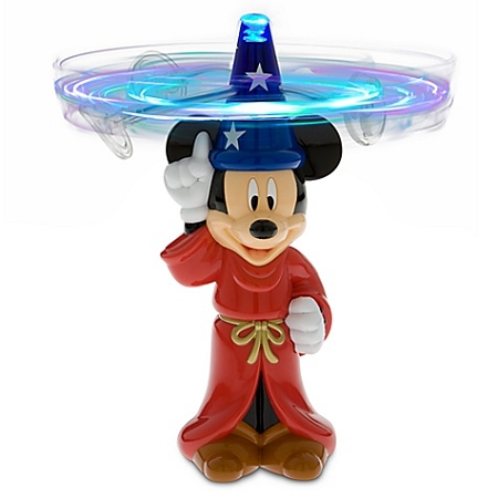 Disney Light Chaser Sorcerer Mickey Mouse Toy