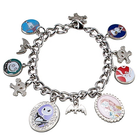 Charm Bracelet - Tim Burton's The Nightmare Before Christmas
