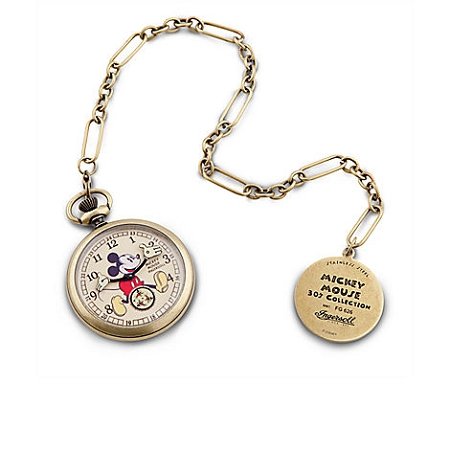 disney pocket mickey mouse replica by ingersoll