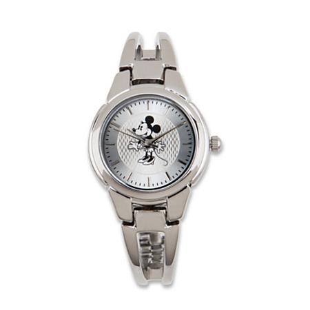 disney wrist bangle minnie mouse for silver