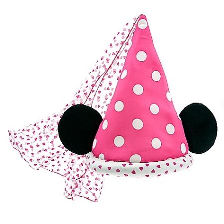 Disney Princess Hat Minnie