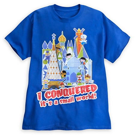 disney shirt for adults i conquered it 39 s a small world
