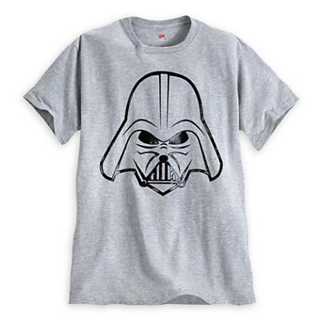 disney shirt for adults darth vader gel tee star wars. Black Bedroom Furniture Sets. Home Design Ideas