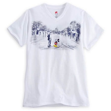 Disney Shirt for Adults - Mickey Mouse and Walt Disney ...