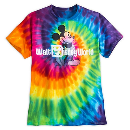 disney shirt for adults mickey mouse tie dye