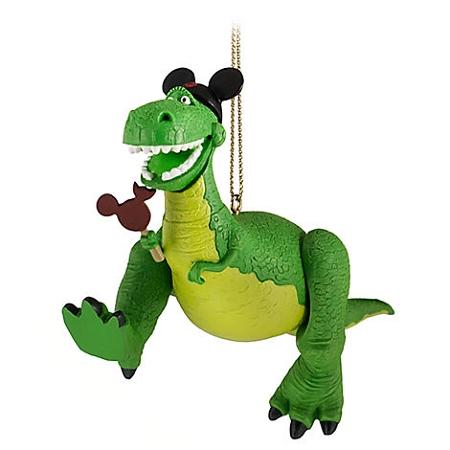 Disney Christmas Ornament - Toy Story Rex