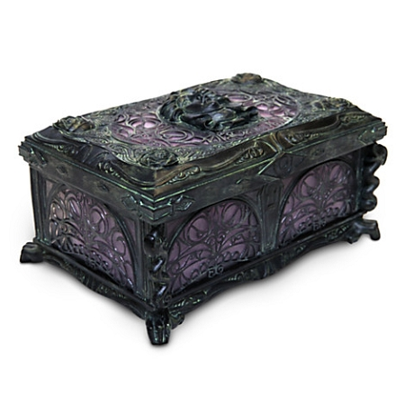 Disney Jewelry Music Box Haunted Mansion Madame Leota