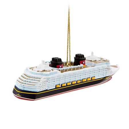 Disney Christmas Ornament  Disney Cruise Line  Fantasy