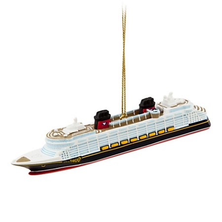 Christmas Ornament Disney Cruise Line Fantasy - Alex and ani cruise ship