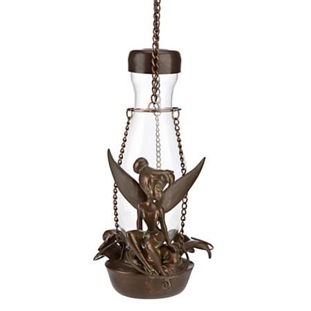 Great Disney Hummingbird Feeder   Flower And Garden   Tinker Bell