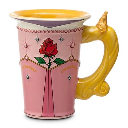 Disney Coffee Mug Princess Aurora Signature Collection