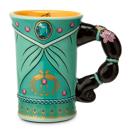Disney Coffee Mug Princess Jasmine Signature Collection