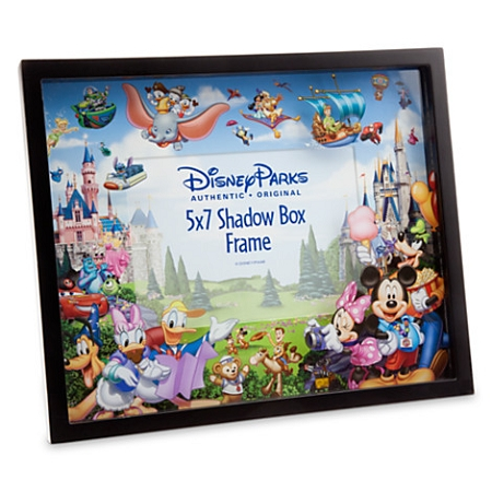 disney shadowbox photo frame storybook mickey mouse friends - Disney Photo Frame