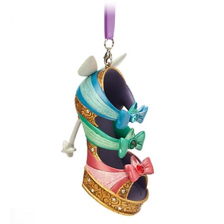 Disney Shoe Ornament Good Fairies Sleeping Beauty