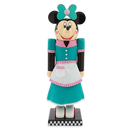 Disney Nutcracker Figure Minnie Mouse Flo S V 8 Caf 233