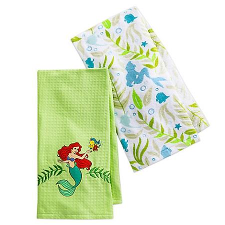 Kitchen Towel Set - Ariel - The little Mermaid