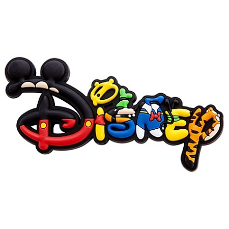 Disney Magnet Mickey Mouse And Friends Disney Logo