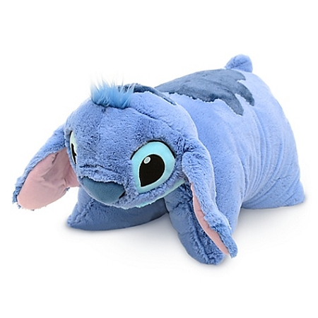 Disney Animal Pillow Pets : Disney Pillow Pet - Stitch Plush Pillow - 20