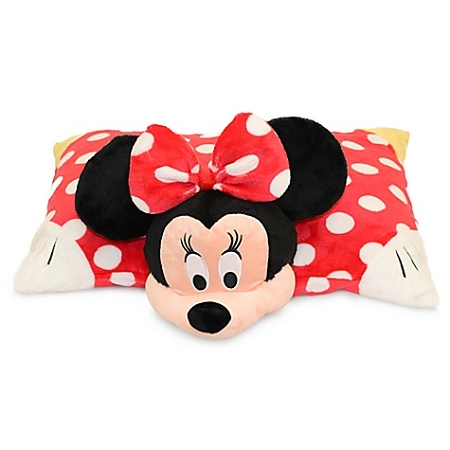 Disney Animal Pillows : Disney Pillow Pet - Minnie Mouse Plush Pillow - 20