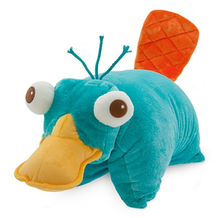 Disney Pillow Pet - Phineas and Ferb - Perry Pillow Plush 20