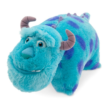 Disney Animal Pillow Pets : Disney Pillow Pet - Monsters INC - Sulley Plush Pillow - 20