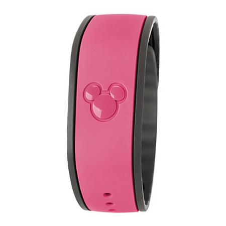 Disney Magic Band - Disney Parks MagicBand - Pink