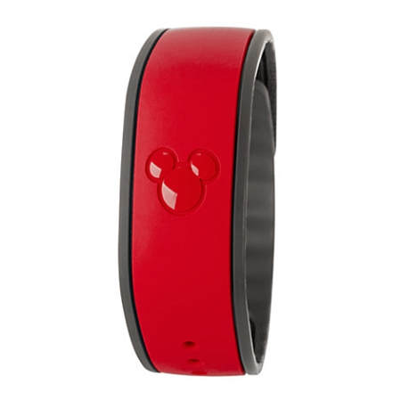 Disney Magic Band - Disney Parks MagicBand - Red