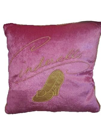 Disney Throw Pillow Cushion - Princess Cinderella - Signature