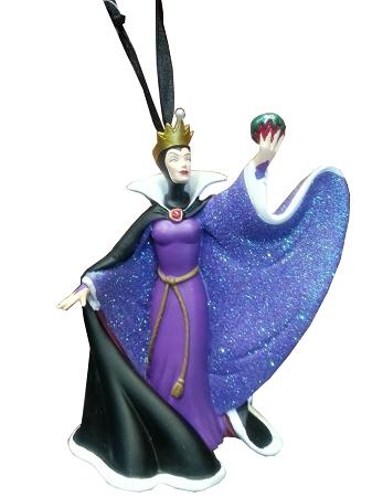 Disney Christmas Ornament - Evil Queen Disney Evil Queen Ornament
