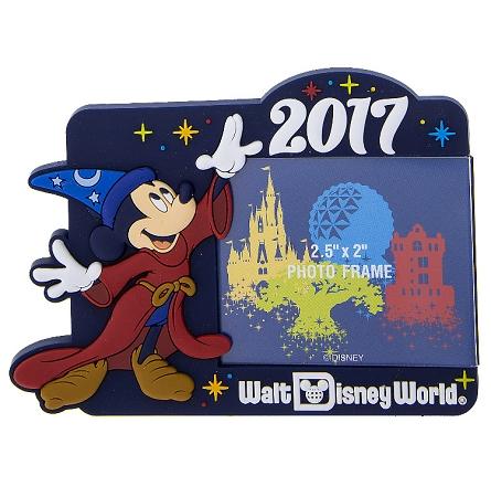 disney photo frame magnet 2017 mickey mouse walt disney world - Disney Frame