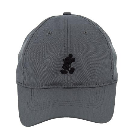 disney hat nike baseball cap mickey mouse standing gray. Black Bedroom Furniture Sets. Home Design Ideas