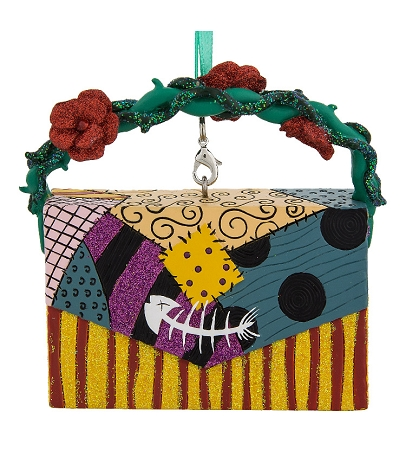 Handbag Ornament - Sally - Nightmare Before Christmas