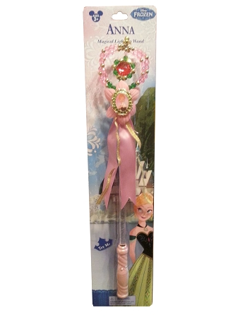 Disney princess wand frozen light up wand anna for Anna wand