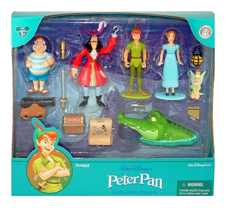 Peter Pan Figures For Cakes