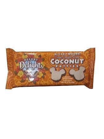 Disney Resort Delights Candy - Coconut Patties - Single