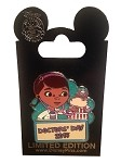Disney Doctors Day Pin - 2015 Doc McStuffins