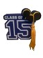 Disney Antenna Topper - 2015 Graduation - Class of 2015