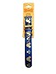 Disney Tails Dog Collar - Mickey Mouse & Paw Prints - Blue