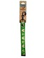 Disney Tails Dog Leash - Mickey Mouse & Paw Prints - Green