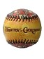 Disney Collectible Baseball - Pirates of the Caribbean - Crossbones