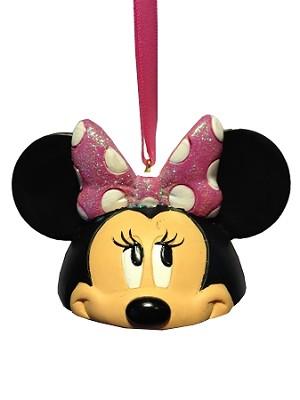 Disney Ears Hat Ornament Minnie Mouse
