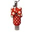 Disney Keychain - Hand Sanitizer - Minnie Bow