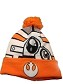 Disney Knit Hat - Star Wars - The Force Awakens - BB-8