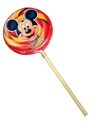 Disney Magnet Mickey Mouse Lollipop Large