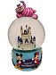 Disney Snow Globe - Cinderella Castle - Mickey Mouse and Friends